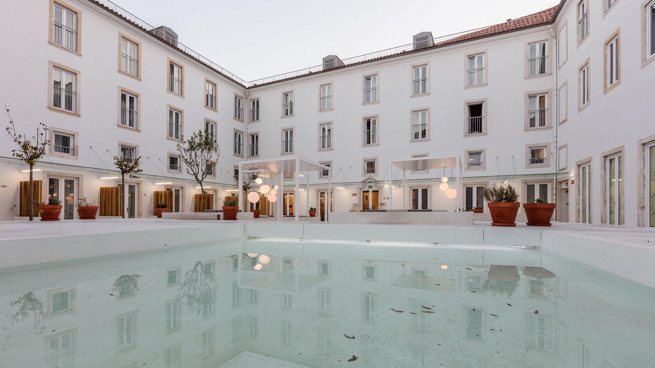 Hotel Convento Salvador