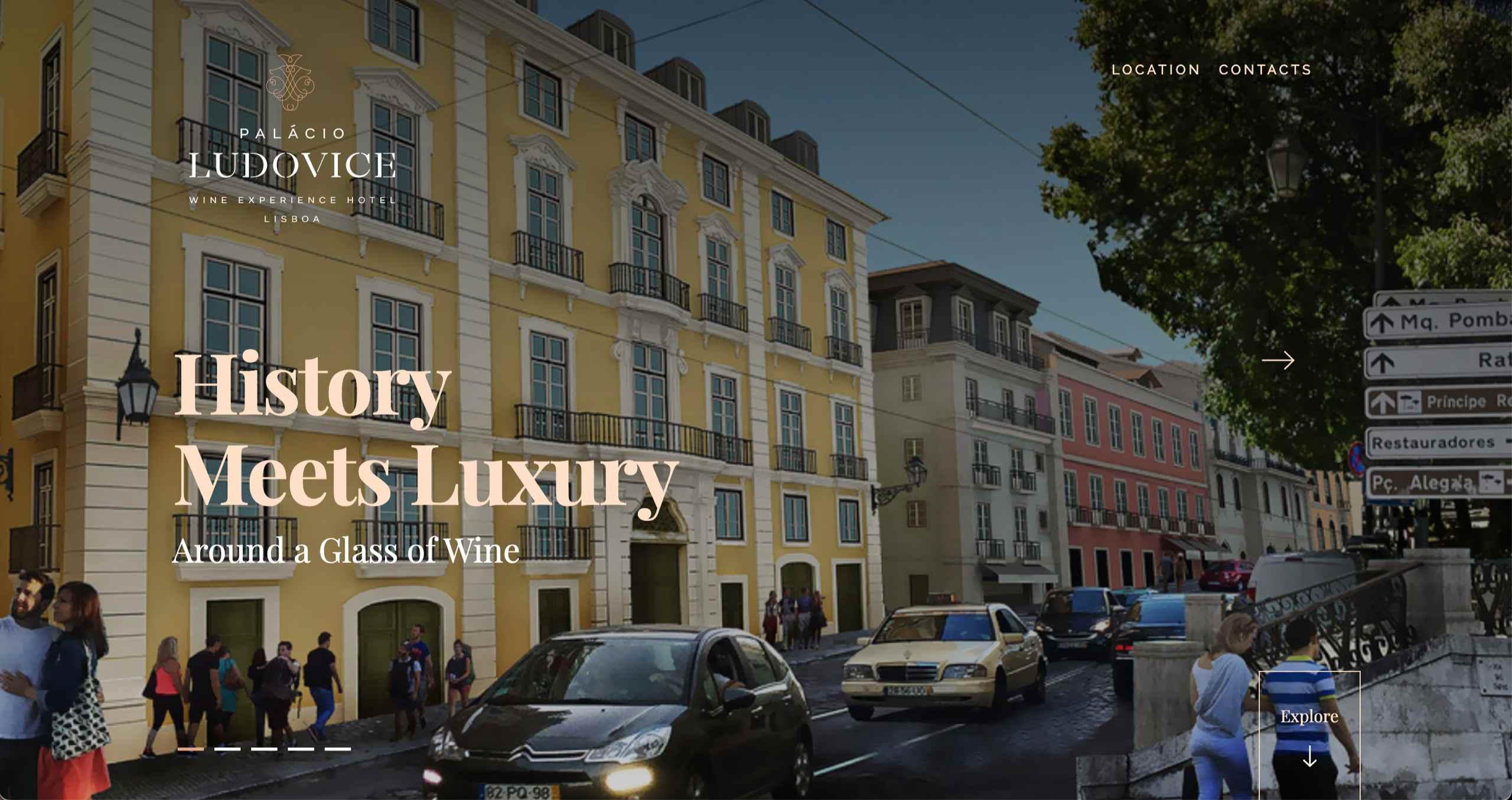 Clientes ABC Hospitality Palácio Ludovice